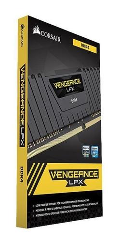memoria corsair vengenace lpx ddr4 16gb 3000mhz (2x8gb) dual