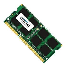 Memória Crucial Ddr3l 1600mhz 8gb Notebook Laptop