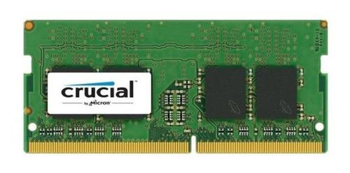 memoria crucial sodimm ddr4 16gb 2400 mhz sampler