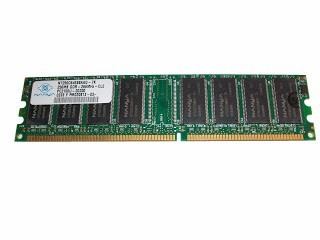memoria ddr  256mb pc3200 sansung