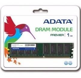 memoria ddr adata 1gb 400 mhz udimm ad1u400a1g3-s para pc