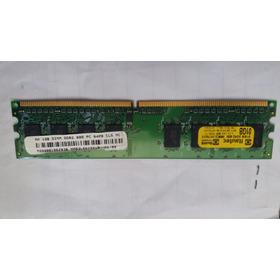 Memoria Ddr2 1gb 800mhz (desktop) Markvision Usada