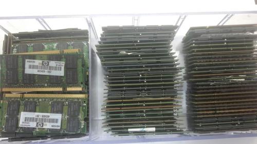 memória ddr2 1gb notebook