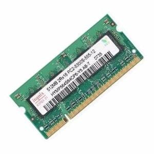 memoria ddr2 512mb notebook