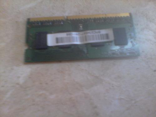 memoria ddr3 1gb laptop