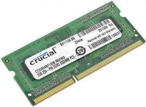 memoria ddr3 1gb, laptop laptop.