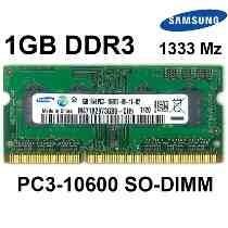 memoria ddr3 1gb pc3-10600s 1333 sodimm-laptop