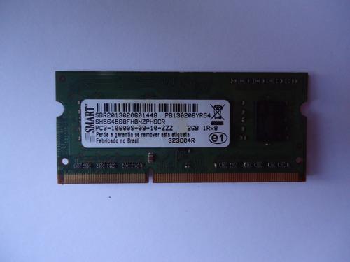 memoria ddr3  2 gb notebook itautec a7520