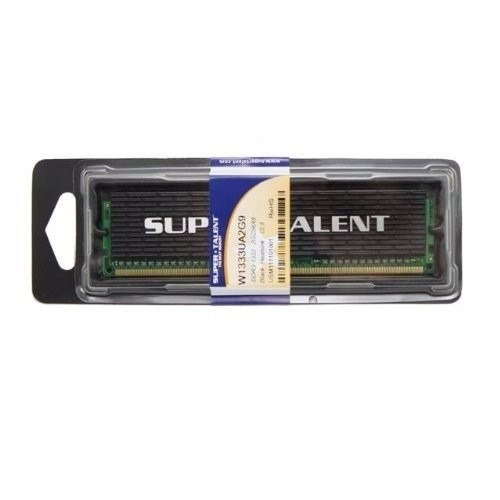 memoria ddr3 2 gb para pc super talent c/ disipador de calor