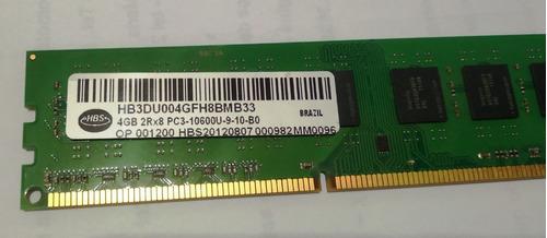 memória ddr3 4gb