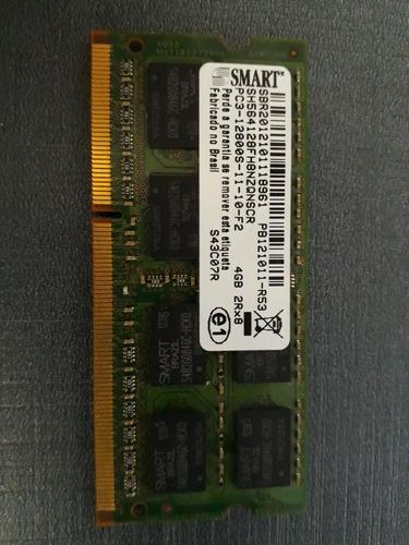 memória ddr3 4gb notebook 2rx8 pc3-12800s-11-10-f2