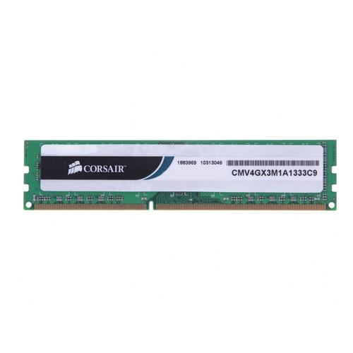 memoria ddr3 corsair 4gb 1333 mhz value 20