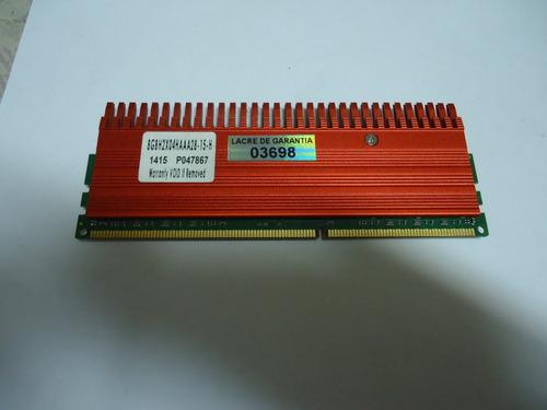 memória ddr3 pny game 16gb 1333mhz funcionando perfeitamente
