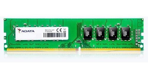 memoria ddr4 adata 8gb 2400 mhz udimm ad4u240038g17-s