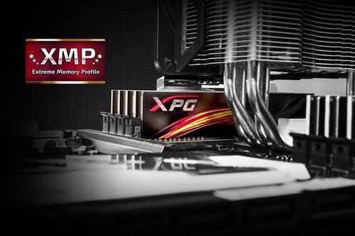 memoria ddr4 adata xpg flame 16gb 2400 mhz ax4u2400316g16-s