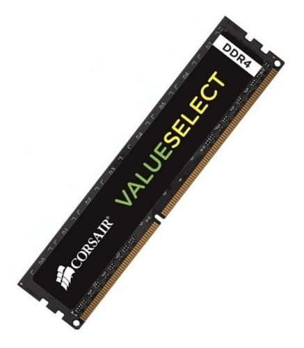 memoria ddr4 corsair 8gb 2666 mhz value tienda oficial