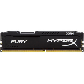 Memoria Ddr4 Hyperx Fury 4gb Kingston 2400mhz