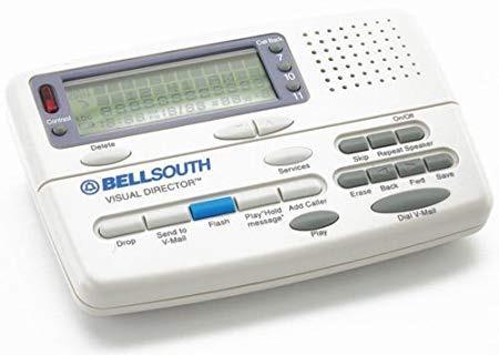 memoria de identificación de llamadas bellsouth caja de llam