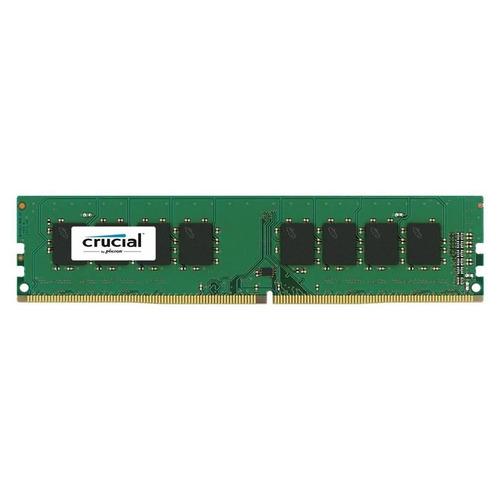 memoria de pc crucial ddr4 4gb 2400 mhz sampler
