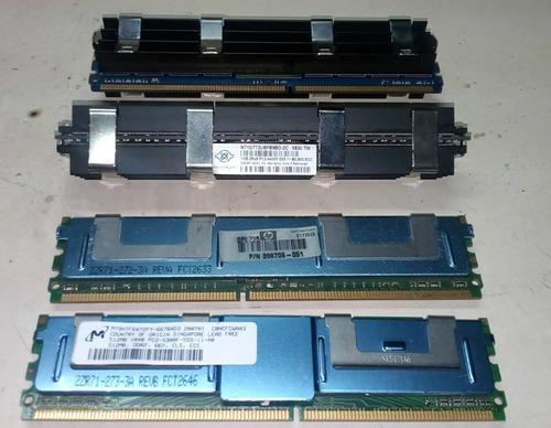 memoria de servidores y mac pro g5