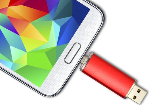 memoria doble  usb otg para celulares, tablets, pc