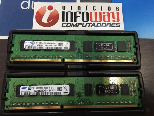 memoria ecc 4gb pc3-10600e dell poweredge r415 t20 m610 t610