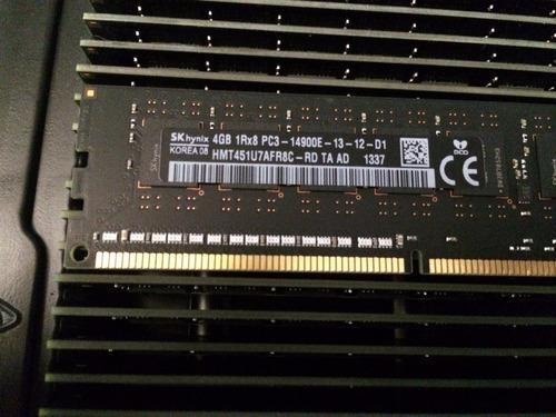 memoria ecc 4gb pc3-14900e 1886mhz ibm x3300 x3530 x3630 m4