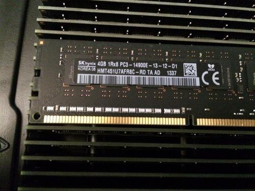 memoria ecc 4gb pc3-14900e dell precision t1600 t1650 t1700