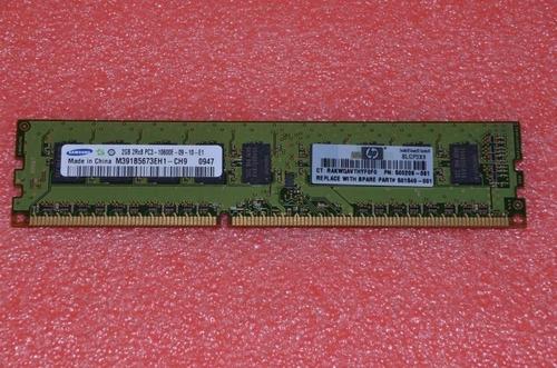 memoria ecc unb 2gb pc3-10600e 1333mhz dell powervault nx200