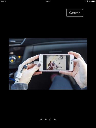 memoria externa para iphone ipad ogt lightning usb envio gra
