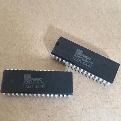 memória flash eeprom dcx2496 behringer   v1.17