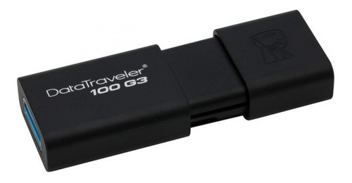 memoria flash kingston 32 gb usb 3.0  dt100g3 32gb