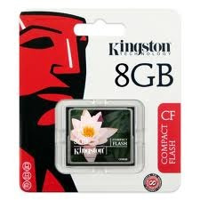 memoria flash kingston 8gb