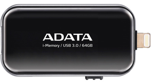 memoria flash usb 3.0/lightning adata 64gb iphone ipad ctas