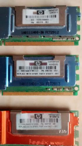 memoria hp - 1gb  667mhz pc2-5300