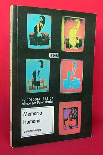 memoria humana vernon gregg / psicología