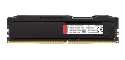 memória hyper x fury (2 x 16 gb) 2666 mhz ddr4
