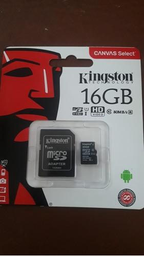 memoria kingston 16gb original
