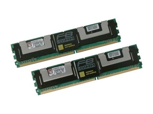 memória kingston 8gb 2 x 4gb ibm bladecenter hs21 xm e hs21