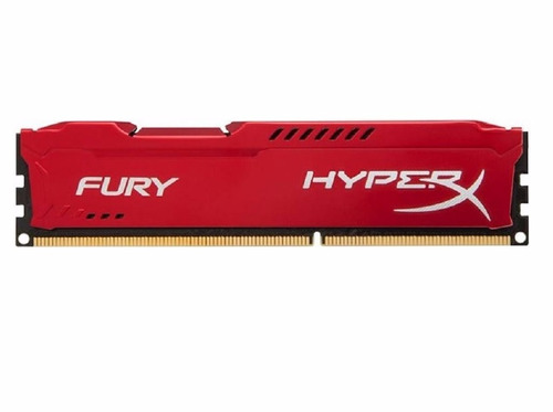 memoria kingston dissipador de calor ddr3 4 gb hyperx fury