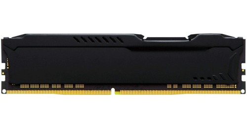 memoria kingston hyperx fury game 8gb ddr4 2400mhz para pc