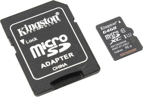 memoria kingston micro 64gb