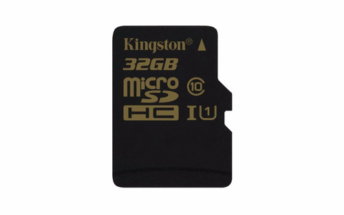 memoria kingston microsd 32gb uhs-1c10 90mb/s alta velocidad