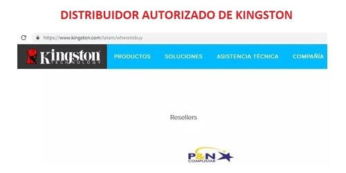 memoria kingston usb dt104 16 gb original factura legal
