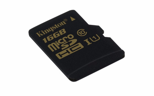 memoria kington microsd 16gb uhs-1 c10 90mb/s alta velocidad