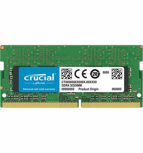 memoria laptop ddr4 16gb
