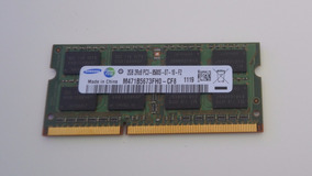 Samsung 2GB 2x1GB DDR3 PC3-8500S 1Rx8 LAPTOP MEMORY RAM