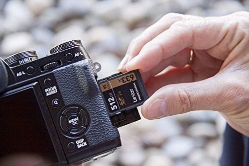 memoria lexar sd profesional 64gb 633x 95mb/s ideal reflex