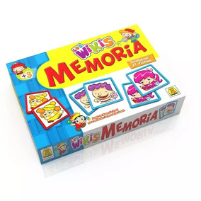 Memotest Los Wikis Implás Memoria Familiar jqUVpSMGLz