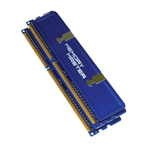 memoria memory master 4 gb (2 x 2 gb) ddr3 1333mhz